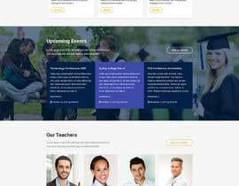 nº 31 pour College Wordpress Website - Enrolment and payment plugin par vedanthemu