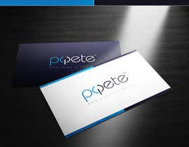 #477 cho pc pete - IT services company needs a new logo bởi twindesigner