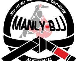 #16 für logo for JIU-JITSU club. von AnDelca