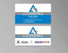 #675 for Business Cards & Personal Logo af d3stin
