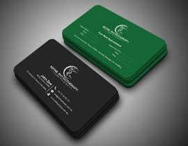 Nro 60 kilpailuun Build me a Business Card käyttäjältä abdulmonayem85