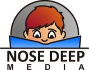 #22 for Logo Design for eBook company Nose Deep Media by programmerDekil