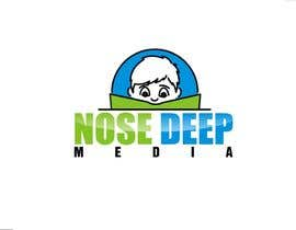 #179 untuk Logo Design for eBook company Nose Deep Media oleh programmerDekil