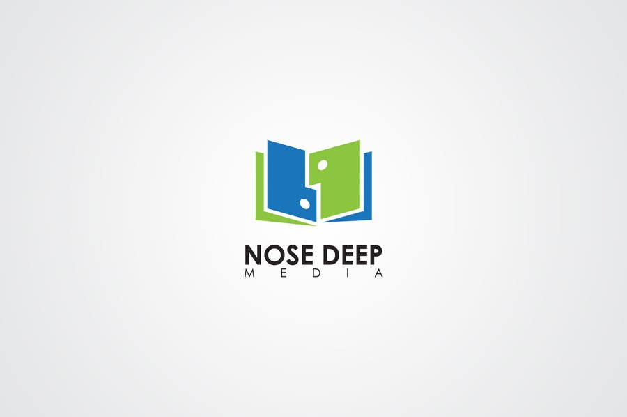 #102 for Logo Design for eBook company Nose Deep Media by IzzDesigner