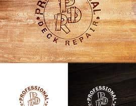 #119 para Professional Deck Repair logo de daudhusainsami