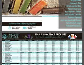#36 untuk Need 2 Company Price List Brochures oleh KaaziTahasin