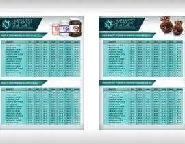 #44 untuk Need 2 Company Price List Brochures oleh sanethinduwara
