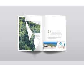 Nro 12 kilpailuun Design a Magazine Advertisement for a Caravan Park käyttäjältä rajaitoya