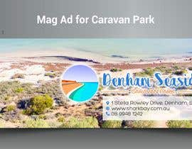 Nro 7 kilpailuun Design a Magazine Advertisement for a Caravan Park käyttäjältä DezineGeek