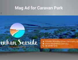 Nro 8 kilpailuun Design a Magazine Advertisement for a Caravan Park käyttäjältä DezineGeek