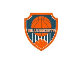 #55 for Logo for Children's Basketball Team Shirt by CarleDesign27