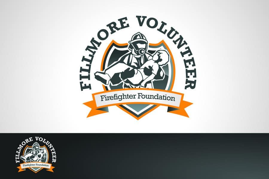 Contest Entry #                                        75                                      for                                         Logo Design for Fillmore Volunteer Firefighter Foundation
