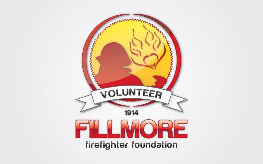 Konkurrenceindlæg #111 for Logo Design for Fillmore Volunteer Firefighter Foundation