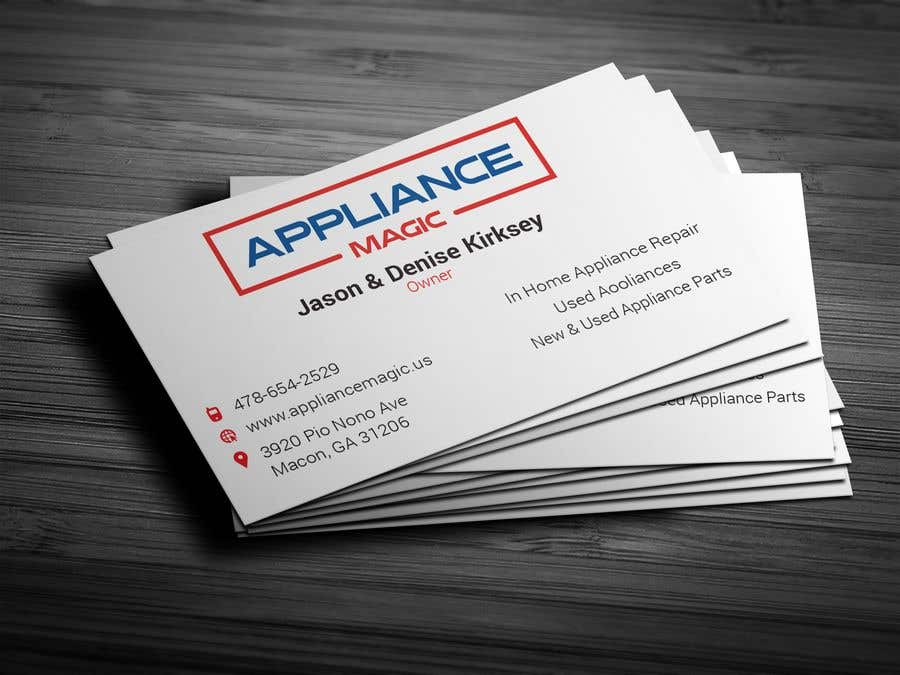 Contest Entry 117 For Business Card Layout Design