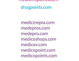#54 for Suggest me a brand name for online pharmacy and medical services af sharif106