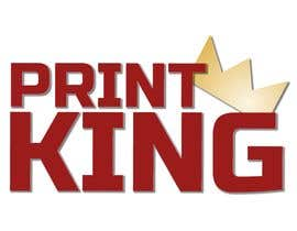 #30 for Design a Logo for PRINT KING by katee73