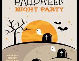 Nro 20 kilpailuun Design a Flyer for Halloween Sponsorships käyttäjältä jubayerkhanab