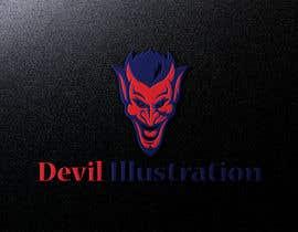 nº 7 pour Devil Illustration par imshamimhossain0