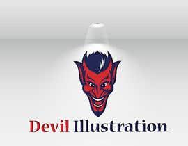 nº 8 pour Devil Illustration par imshamimhossain0