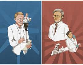 Nro 15 kilpailuun concept of ideal scientist käyttäjältä anantamade