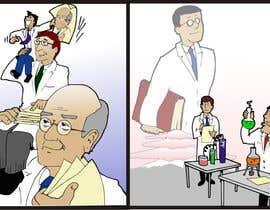 Nro 10 kilpailuun concept of ideal scientist käyttäjältä manikmoon