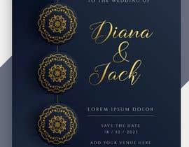 #35 for Wedding Invitation by SURESHKATRIYA