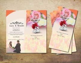 #40 pёr Wedding Invitation nga Bikashbiswaswub