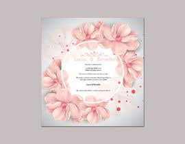 #42 for Wedding Invitation by Bikashbiswaswub