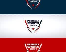 #768 for Premier Sports Camps New Logo af planzeta