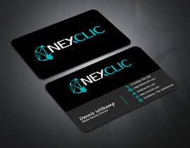 Nro 145 kilpailuun Design a business card for our marketing company käyttäjältä creativeworker07