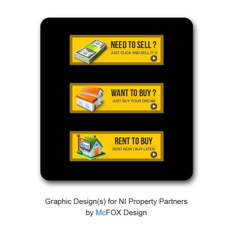Inscrição nº 33 do Concurso para Graphic Design(s) for NI Property Partners