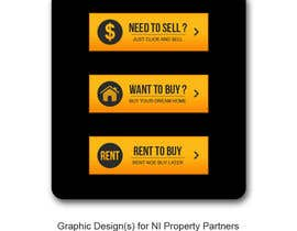 #34 para Graphic Design(s) for NI Property Partners por McFOX