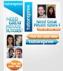 Graphic Design Contest Entry #26 for Banner Ad Design for www.tutorspree.com