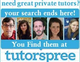 #36 for Banner Ad Design for www.tutorspree.com af kosmografic