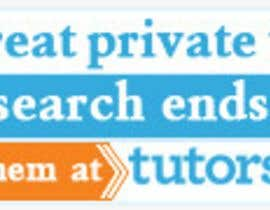 #42 for Banner Ad Design for www.tutorspree.com by kosmografic