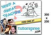 Graphic Design Contest Entry #87 for Banner Ad Design for www.tutorspree.com