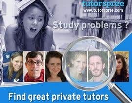 #94 for Banner Ad Design for www.tutorspree.com af ulogo