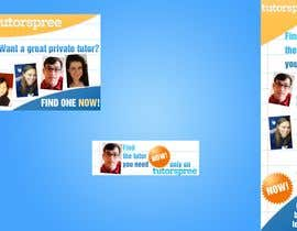 #93 для Banner Ad Design for www.tutorspree.com от Vmuscurel