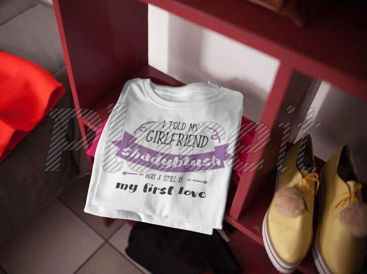 Kilpailutyö #4 kilpailussa Design a T-Shirt