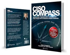#62 untuk Non-Fiction Cybersecurity Leadership Book Cover oleh luisanacastro110