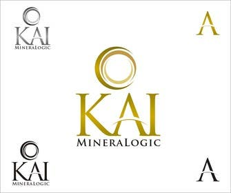 Graphic Design Contest Entry #344 for Logo Design for Kai Mineralogy