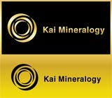 Graphic Design Contest Entry #407 for Logo Design for Kai Mineralogy
