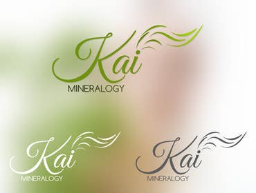 #214 for Logo Design for Kai Mineralogy by ewebshine4pro