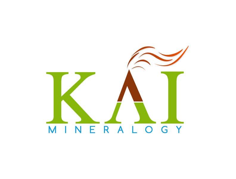 Konkurrenceindlæg #326 for Logo Design for Kai Mineralogy
