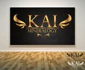 #335 for Logo Design for Kai Mineralogy by salunkeswagat
