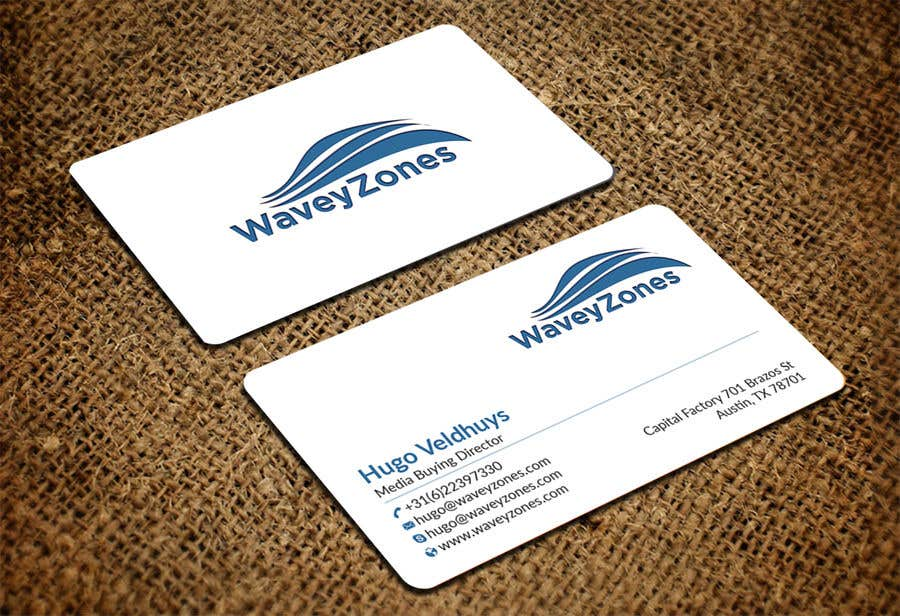 Entry 66 By Jahir4199 For Create A Great Business Card For Us