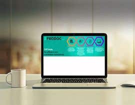 nº 29 pour Create vector graphic for relaunch of PRODOC homepage par marcelaregoni