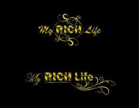 #53 untuk Design a Logo for My RICH Life oleh soohilaa
