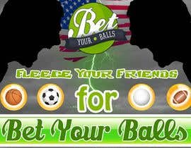 nº 11 pour Graphic Design for Bet Your Balls Pty Ltd par salunkeswagat