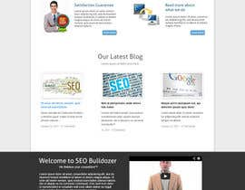 #6 for Website Design for SeoBulldozer.com - wordpress theme by abatastudio
